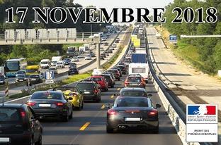 6d1d44255e7 CP 2   Mobilisation du 17 novembre dans les Pyrénées-Orientales ...