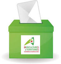 CP ELECTIONS CHAMBRE AGRICULTURE - DEPOT DES CANDIDATURES